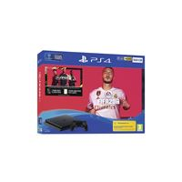 PLAYSTATION 4 SLIM 500GB + בקר ומשחק FIFA20