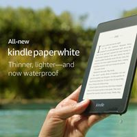 קורא ספרים Amazon Kindle Paperwhite E-reader