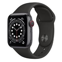 שעון חכם Apple Watch Series 6 GPS + Cellular, 40mm