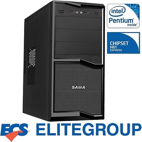 מערכת מחשב  EliteGroup G2030/4GB/500GB + 22TEC