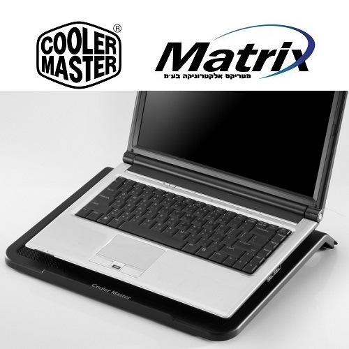 משטח קירור  COOLER MASTER L1 matrix