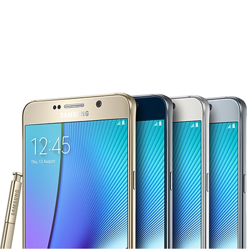 סמארטפון Samsung Galaxy Note 5 יבואן רשמי