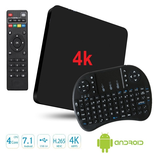 סטרימר Android TV Box