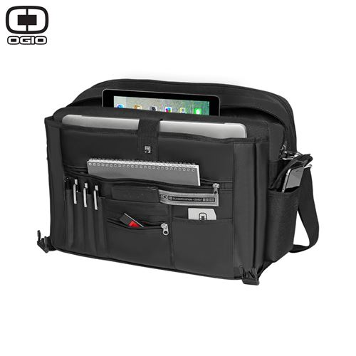 "OGIO CIRCUIT TZM LAPTOP BRIEFCASE - תיק נשיאה ולפטופ ""סיר..."