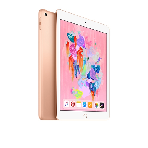 אייפד ''Apple New iPad Wi-Fi + Cellular 128GB 9.7