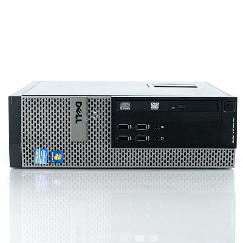 מבריק מחשב נייח קטן דק DELL OPTIPLEX 7010 אחסון 512GBSSD שימוש חוזר NH-24