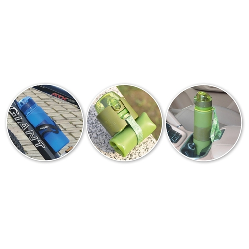 בקבוק שתייה Silicone Foldable Bottle BRADEX