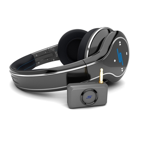 אוזניות אלחוטיות SMS Audio Over Ear Wireless SMS