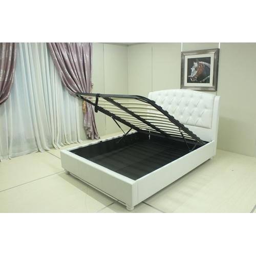 מודרניסטית מיטה זוגית עם ארגז מצעים דגם CAMELIA מבית GAROX 294753- P1000 PF-67