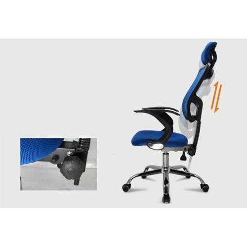 מדהים כסא מנהלים ארגונומי כולל מערכת תמיכה אורטופדיתכסא מנהלים ארגונומי HZ-83