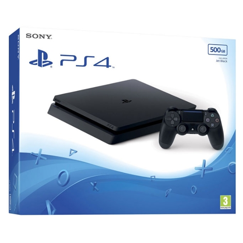 קונסולה CUH-2016A + CUSA-03214 PLAY STATION 4