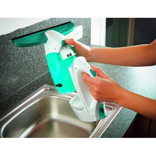 הוראות חדשות סט מנקה חלונות חשמלי עם מסבן/מקרצף LEIFHEITסט מנקה חלונות חשמלי עם FW-02