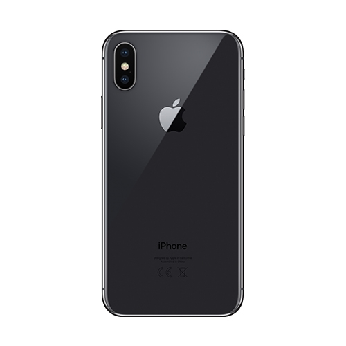 סמארטפון Apple iPhone X 256GB Space Grey
