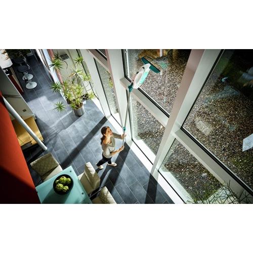 מאוד סט מנקה חלונות חשמלי עם מסבן/מקרצף LEIFHEITסט מנקה חלונות חשמלי עם PO-95