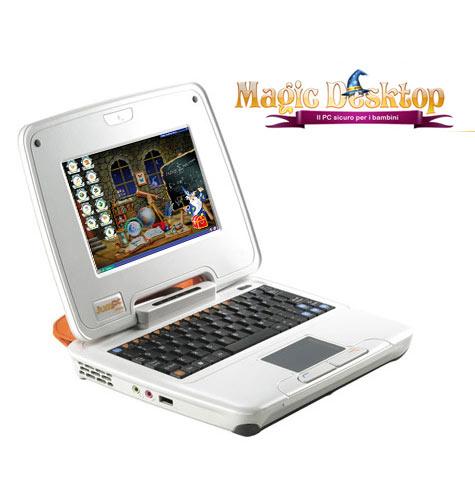 מחשב נייד לילדים JUMPC עם מצלמה מובנית Olidata 114603- P1000