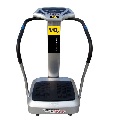 מכשיר כושר מסאג' קרייזי פיט VO2 דגם KF1000