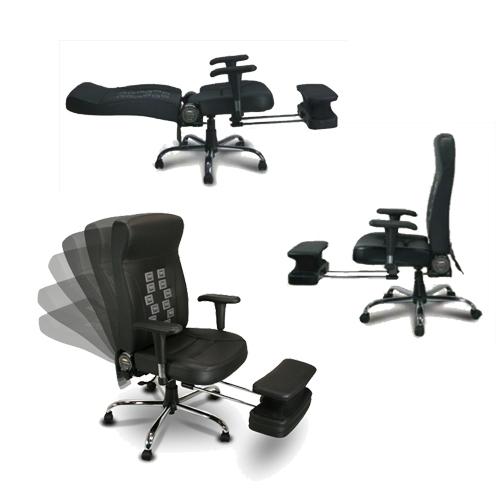 סופר INNOCHAIR כיסא מנהלים ארגונומי מתכוונןINNOCHAIR כיסא מנהלים JM-95