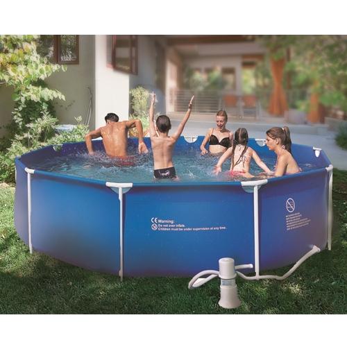metal frame pool 305 metal frame pool 305. Black Bedroom Furniture Sets. Home Design Ideas