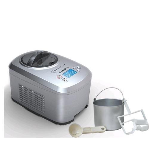 מודרניסטית מכונת גלידה ביתית מקצועית דגם ICE-4000 אמקור 174603- P1000 SF-19