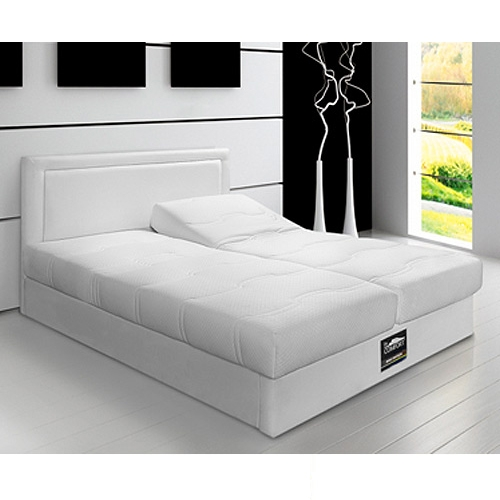 ניס מיטה זוגית מתכווננת בעיצוב חדשני כולל מזרניםמיטה זוגית מתכווננת OF-65