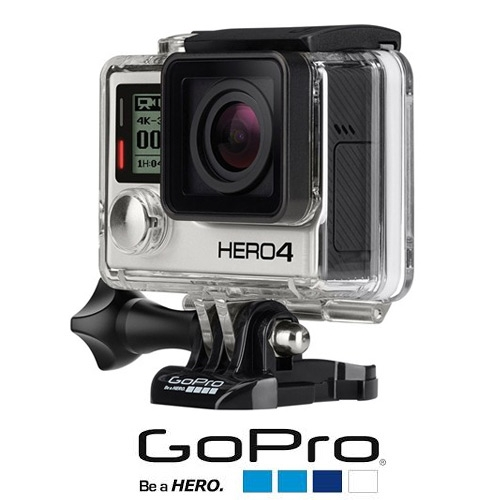 מצלמה Hero 4 Black GoPro