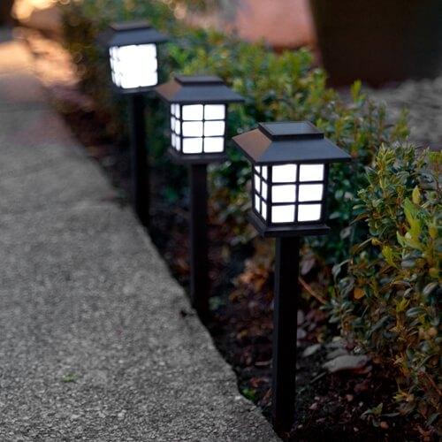 כולם חדשים 4 דוקרני תאורה סולארית בעיצוב יפני4 דוקרני תאורה סולארית בעיצוב TS-44