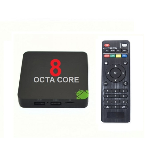 סטרימר ANDROID TV BOX  8