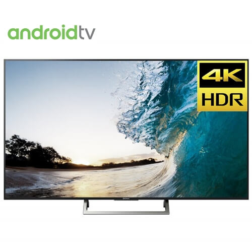 "טלוויזיה ""49 LED 4K Android דגם KD-49XE8096BAEP"