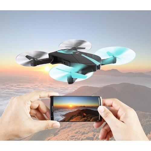 רחפן קומפקטי ואיכותי עם מצלמת HD מובנית