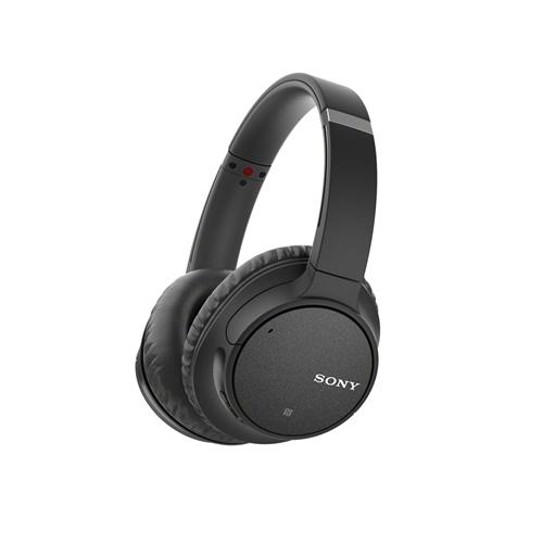 אוזניות אלחוטיות דינמיות מרופדות SONY WH-CH700N