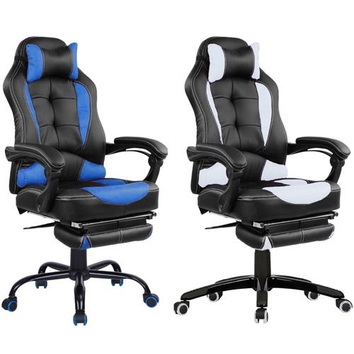 מתוחכם כיסא גיימרים ארגונומי יוקרתי לצעירים לבית או למשרדכיסא גיימרים CU-63
