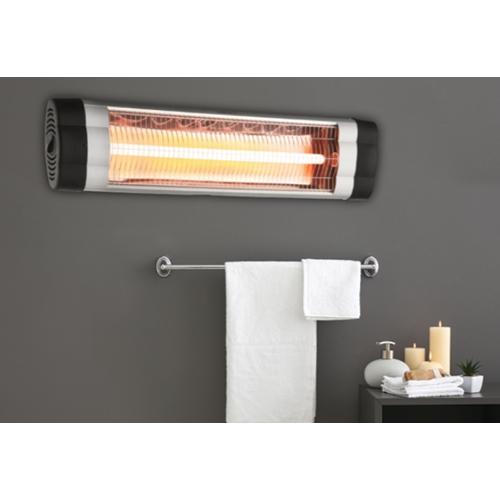 תנור חימום חשמלי חזק במיוחד 3000W כולל שלט CAMP IN