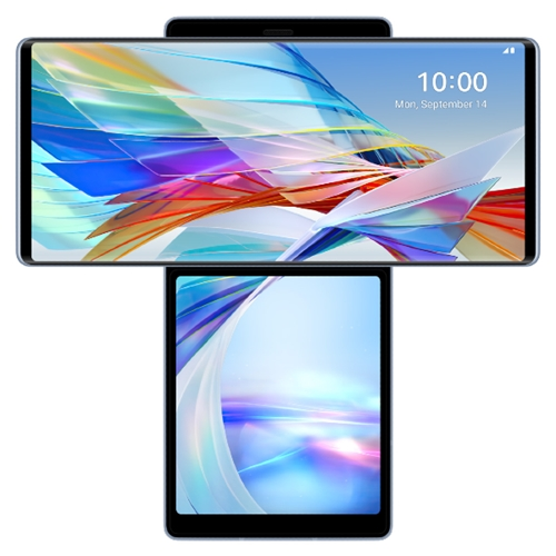 סמארטפון LG WING Illusion Sky 5G 8GB/128GB