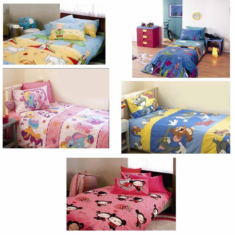מאוד סט מצעים למיטת נוער או ילדים ורדינון 1+1סט מצעים למיטת נוער או KH-06